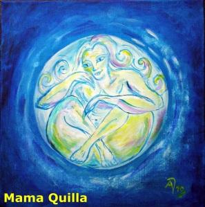 Mama quilla1